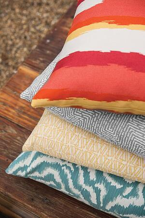 Bella-Dura Stylized Pillows