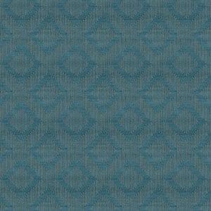 Velvet Maze - Cerulean