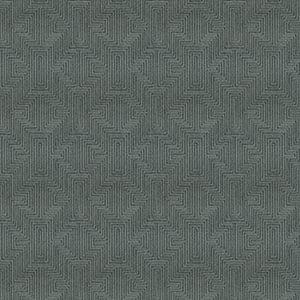 Velvet Maze - Charcoal