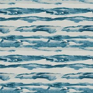 Watercolor Wave - Sapphire